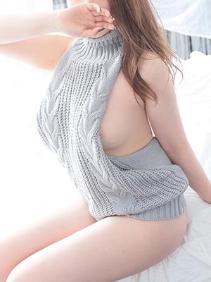 横乳ワンピース